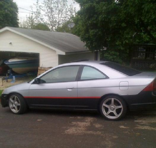 5 000 2002 Honda Civic Ex Coupe For Sale In Waterloo