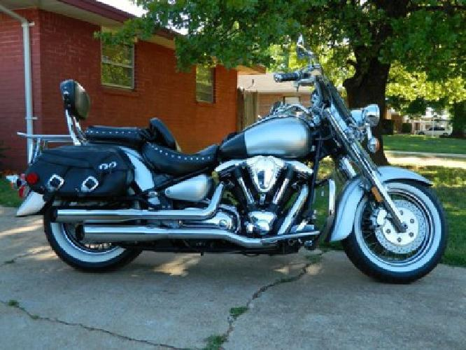 5 000 2003 roadstar silver edition 5000 okc for sale for Yamaha motorcycles okc