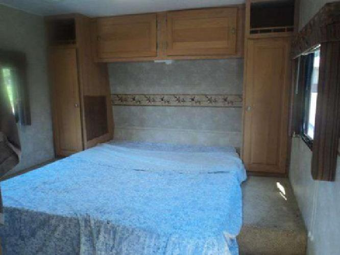 $5,000 2006 26' thor wave travel trailer for sale in ...