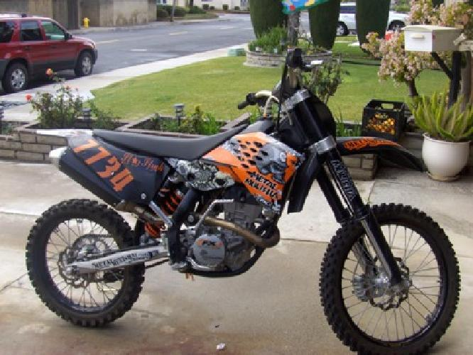 Dirt Bikes For Sale Jackson Ms xxxx ktm sfx dirt bike for