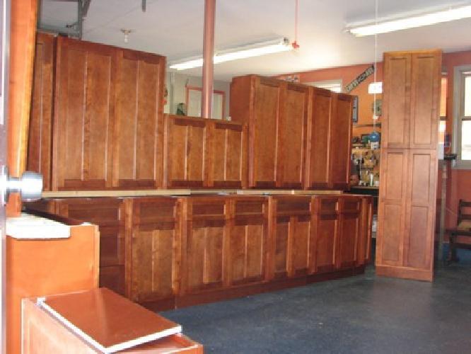 Merveilleux $5,000 Brand New Beautiful Kitchen Cabinets NIAGARA Cabinets CHERRY SHAKER  FULL SET 42
