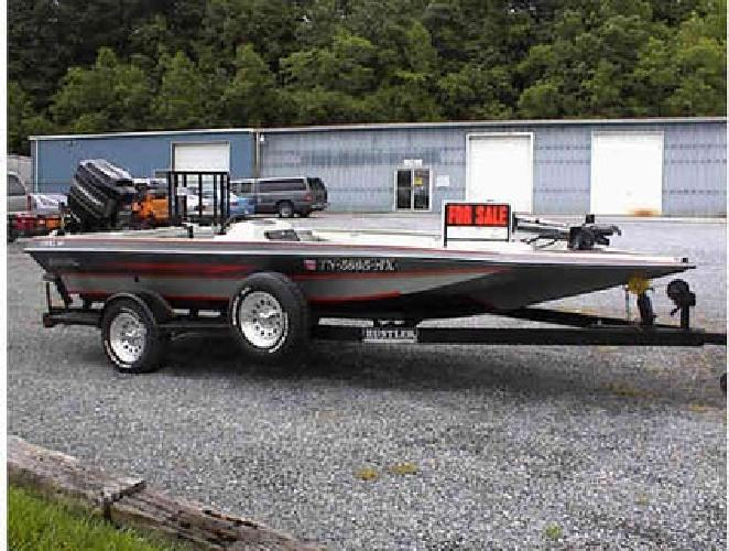 5 200 norriscraft 17 5 39 fishing boat for sale in piney for Norris craft boats for sale