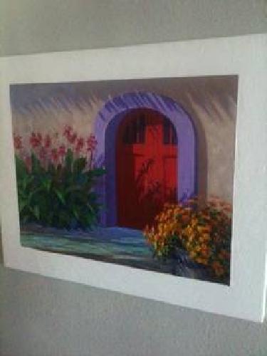$5,200 Two Original Mikki Senkarik Paintings