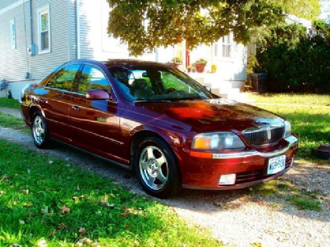 $5,300 OBO Lincoln LS v8