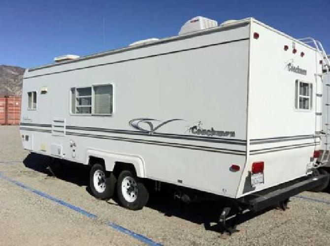 5 400 2002 rv coachmen trailer for sale in los angeles for Motor homes los angeles
