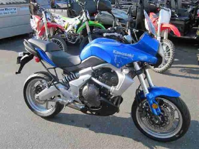 $5,499 2009 Kawasaki Versys -