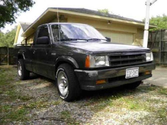 5 499 Excellent Truck 1988 Mazda B2200 For Sale In Dallas