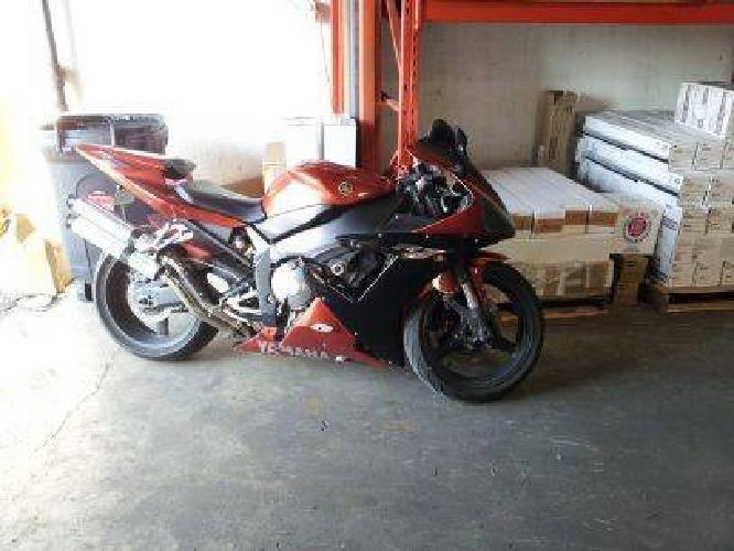 $5,500 2002 Yamaha R1