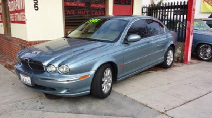 $5,500 2003 Jaguar X Type