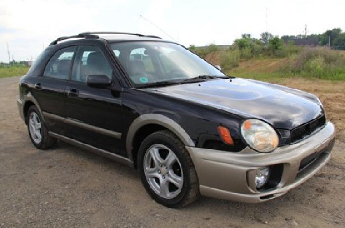 $5,500 OBO 2002 Subaru Impreza Outback Sport ONLY 71,000MILES