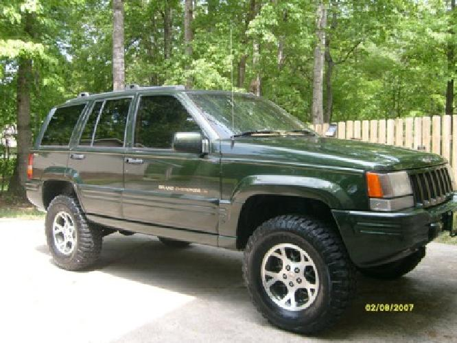 5 600 1997 jeep grand cherokee orvis edition for sale in cleveland tennessee classified. Black Bedroom Furniture Sets. Home Design Ideas