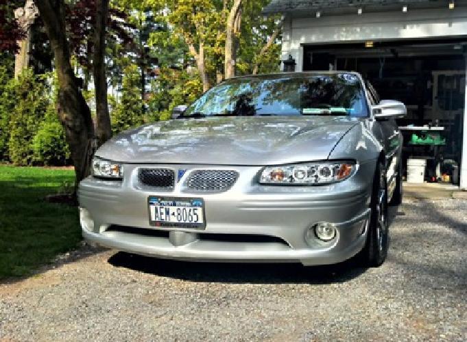 5 800 2002 Pontiac Grand Prix Gt