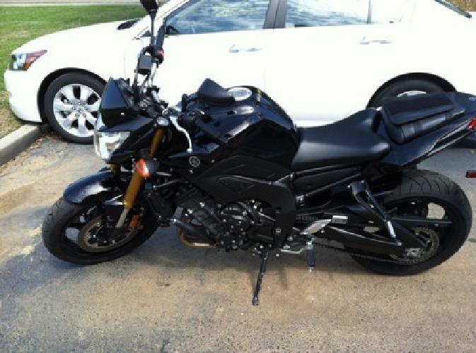 5 800 motorcycle for sale in montgomery alabama for Yamaha montgomery al