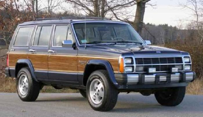 5 885 used 1990 jeep wagoneer for sale for sale in hampton falls new hampshire classified. Black Bedroom Furniture Sets. Home Design Ideas