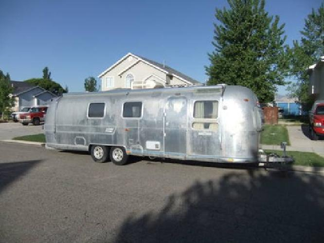 5 900 1976 airstream sovereign 31 39 for sale in draper