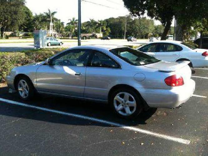$5,900 2001 Acura CL 3.2 Type S - Only 3K on New Trans - Fresh Tires