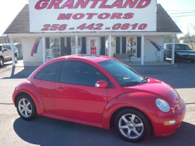 $5,900 2004 Volkswagen Beetle