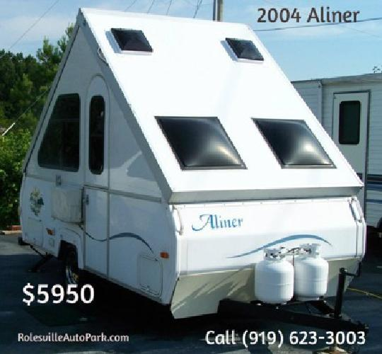 5 950 2004 aliner classic for sale in rolesville north for Classic house 2004