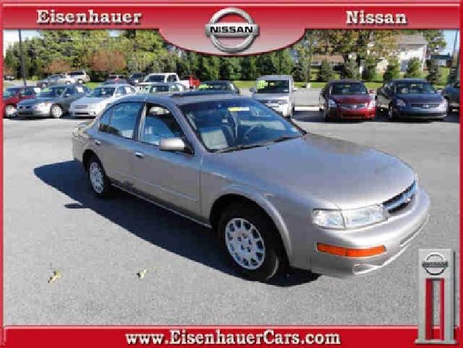$5,990 1999 Nissan Maxima