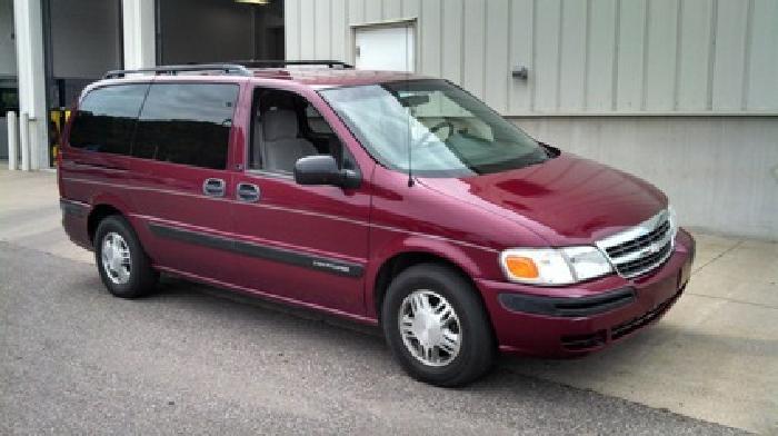 $5,990 OBO 2004 Chevy Venture Van for sale