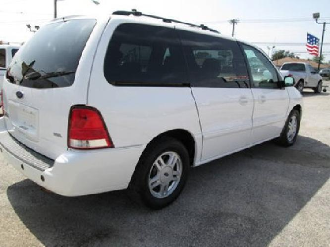 $5,995 2004 Ford Freestar Wagon SEL- Auto - Dual Air - CD - DVD - ONE OWNER!