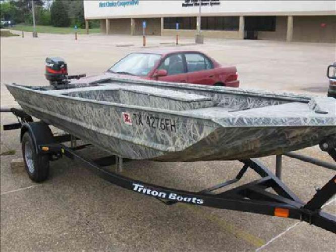 Duck boat for sale in texas trulia