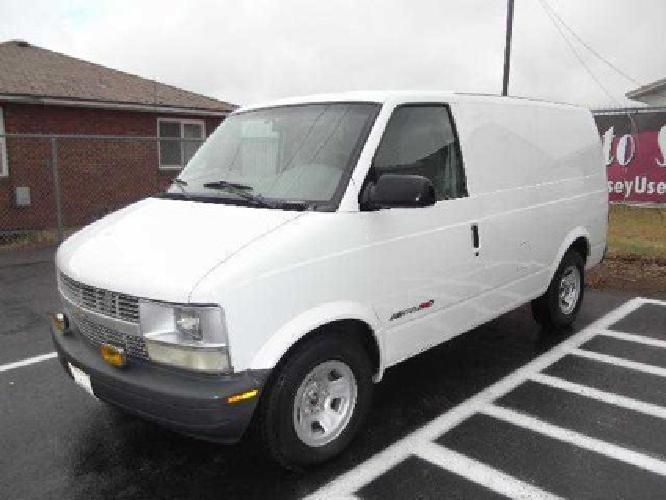 5 997 2001 chevrolet astro cargo van awd for sale for sale in spokane washington classified. Black Bedroom Furniture Sets. Home Design Ideas