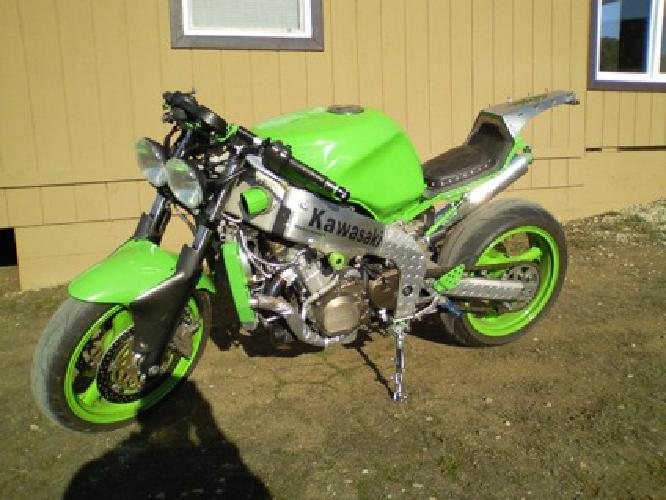 $5,999 2001 Kawasaki Ninja Streetfighter 600cc for sale in