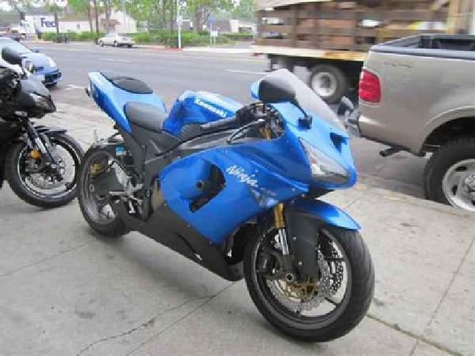 $5,999 2005 Kawasaki Ninja ZX -