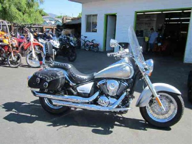 $5,999 2008 Kawasaki Vulcan 900 Classic -