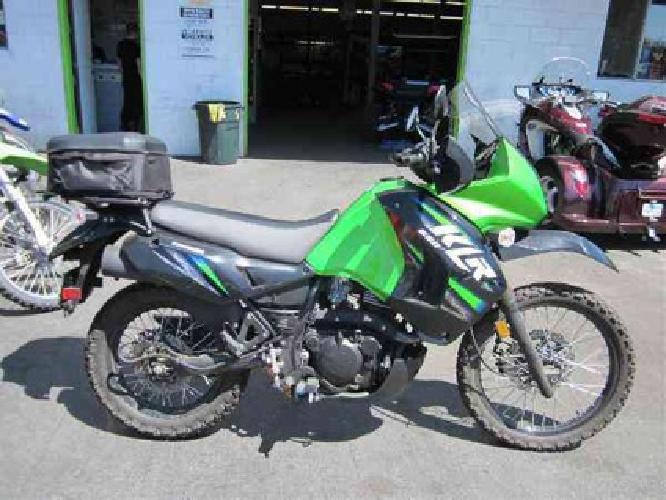 $5,999 2013 Kawasaki KLR650 -