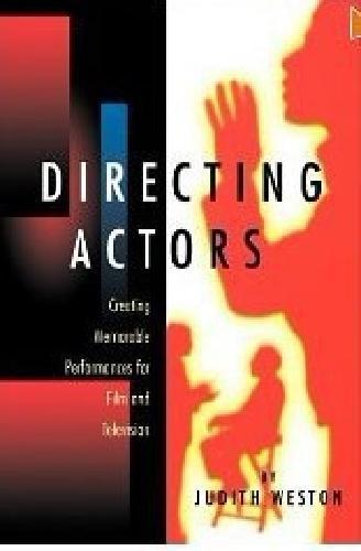 $5 Directing Actors--by Judith Weston