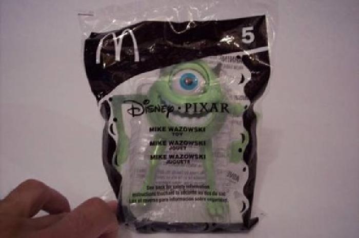 $5 Disney Pixar Monsters, Inc- Mike Wazowski