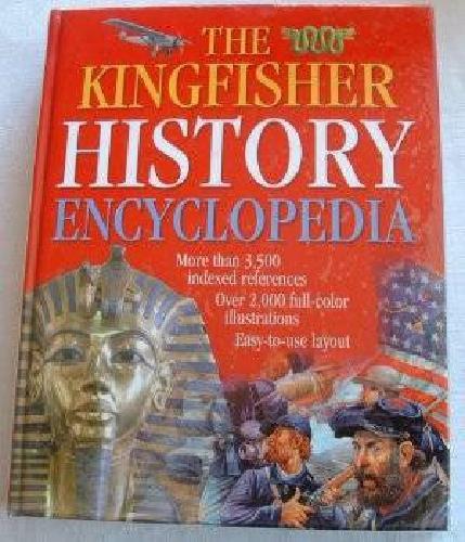 $5 Kingfisher Illustrated History * Like New