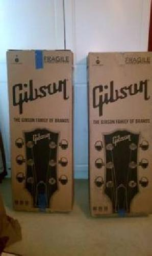 $5 Replace Your Lost Gibson Guitar Boxes