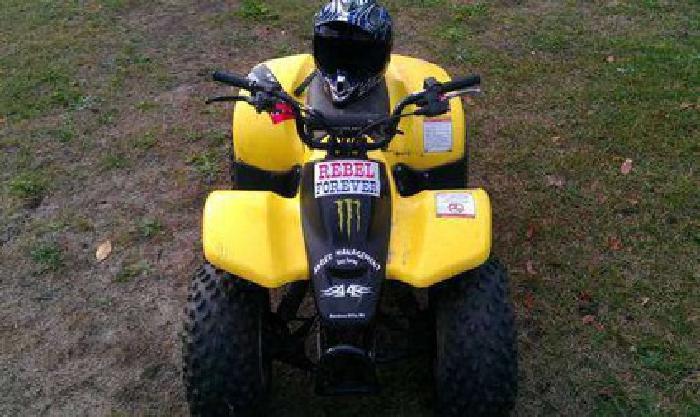 $600 03 50cc suzuki quad racer