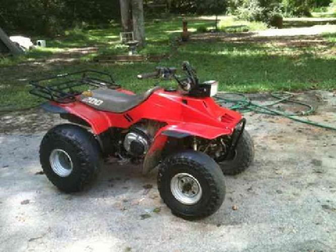 600 1988 Honda Four Trax 200sx Phone Removed For Sale