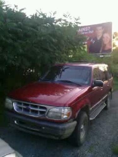 $600 1997 Ford Explorer Xlt