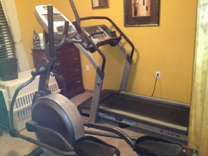 $600,500 Nordictrack Treadmill & Horizon Elliptical Machines