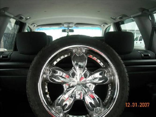 $600 Good Tire and Whells