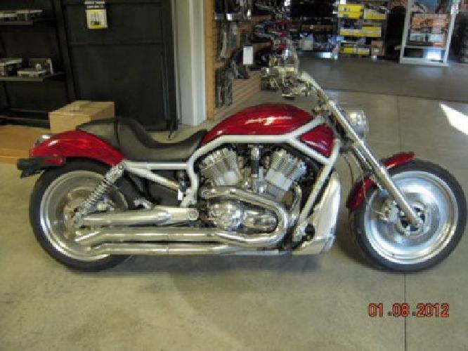 $600 Harley-Davidson model VRSC 2003 model