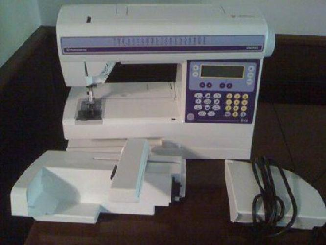 husqvarna viking iris embroidery sewing machine