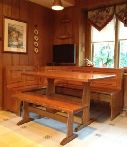 600 kitchen nook dining set for sale in cedar falls iowa classified - Kitchen nooks for sale ...