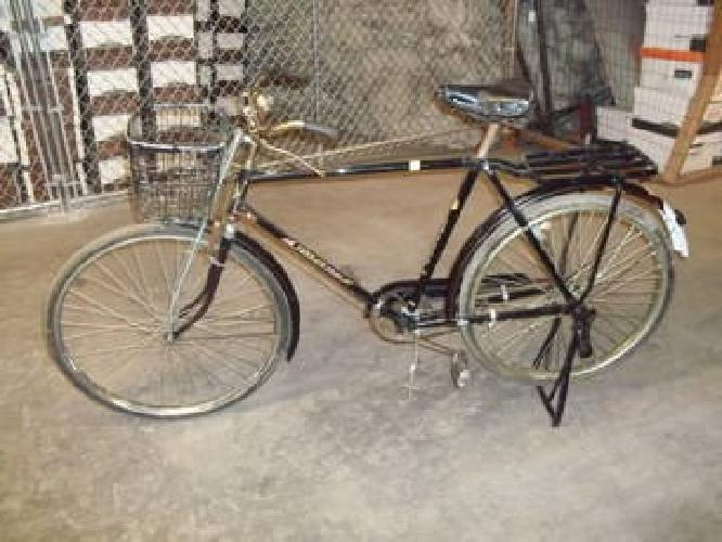 ... UtilityCommuter Bicycle * Rare in Kansas City, Missouri For Sale