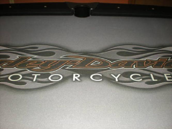 $600 Legacy Sonic Harley Pool Table