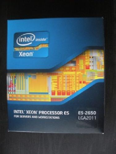 $600 *Like New* Intel Xeon E5-2650 (8 Core / Socket 2011)