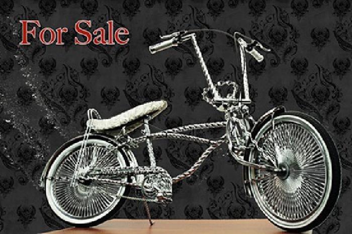 600 Lowrider Bike For Sale In Seattle Washington Classified