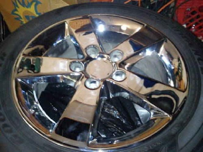 $600 P205/55R16 Tires/Wheels