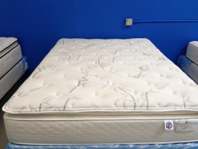 $600 Queen mattress set for sale in San Diego California