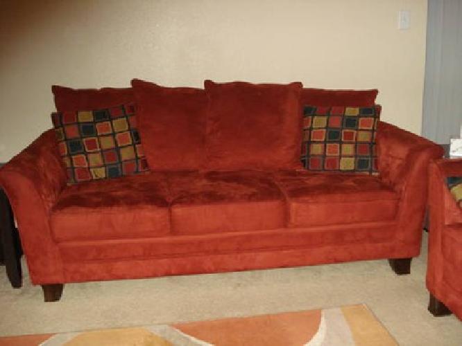 600 Used Living Room Set Sofa Love Sofa Chair And